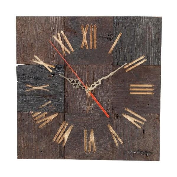 Nástenné hodiny Brown Roman