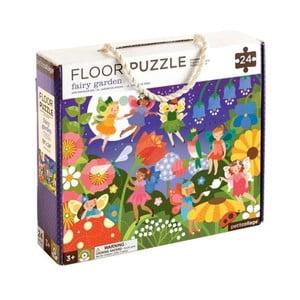 Veľké puzzle Petit collage Fairy Garden