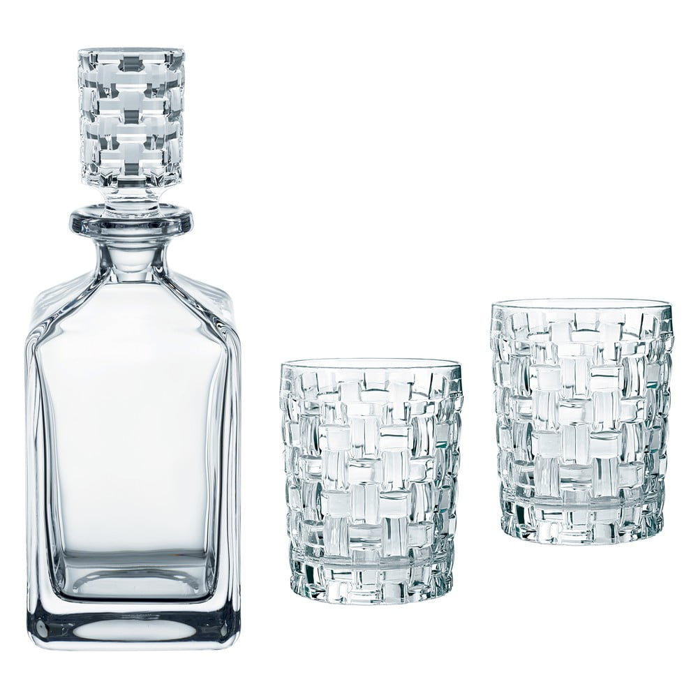 Set na whisky z krištáľového skla Nachtmann Bossa Nova Whisky Set