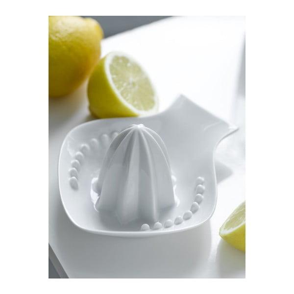 Porcelánový odšťavovač na citrusy Steel Function Capri