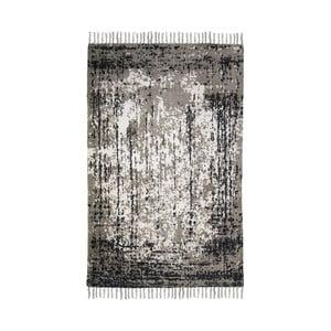 Modro-béžový bavlnený koberec HSM collection Colorful Living Porro, 200×300 cm