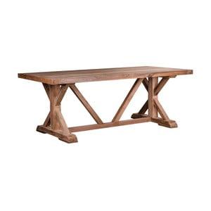Jedálenský stôl z borovicového dreva House Nordic Malaga, dĺžka 200 cm