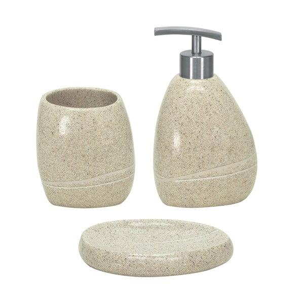 Kúpeľňový set Stones Beige