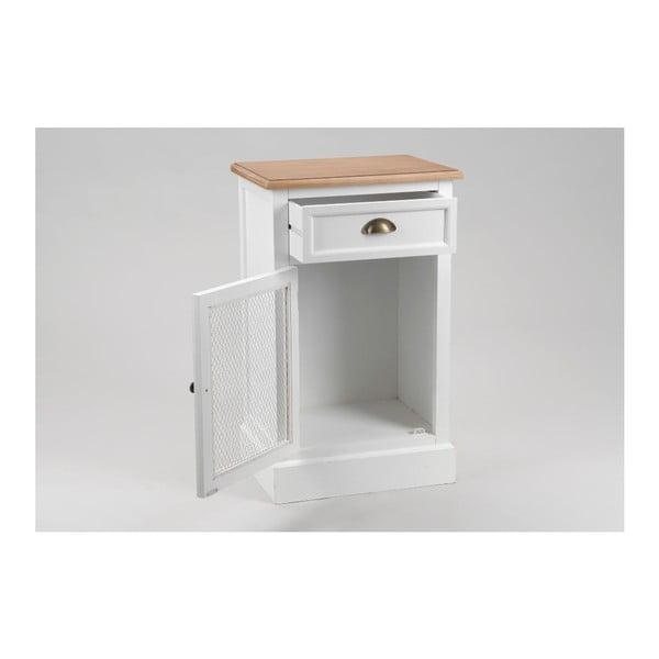 Nočý stolík Provence, 78x48x35 cm