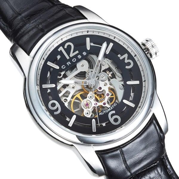 Pánske hodinky Cross Palatino Automatic Black, 42 mm