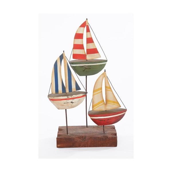 Dekorácia Artesania Esteban Ferrer Sailing Boats