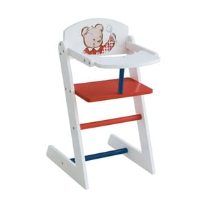 Stolička pre bábiky Roba Dolls Teddy