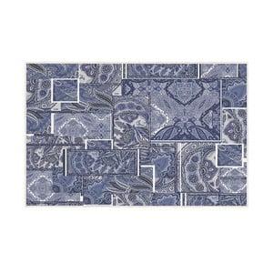 Modrý koberec Oyo home Alex, 140x220cm