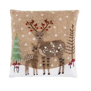 Vankúš s vianočným motívom Sass & Belle, 42 x 40 cm