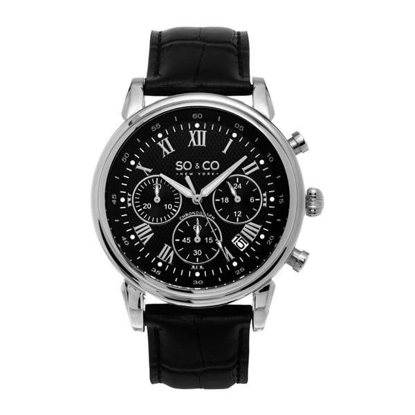Pánske hodinky Monticello World Black