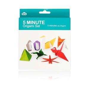 Set origami skladačiek npw™ Origami Minute