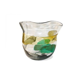 Váza Moycor Tricolour, 24x12x22cm