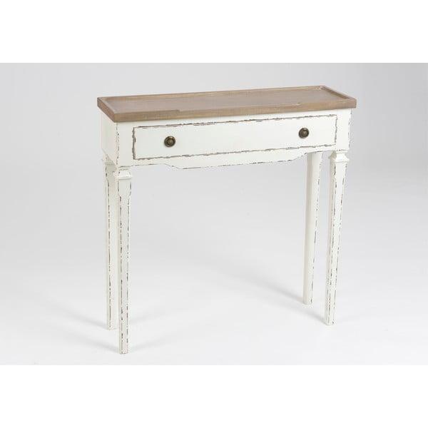 Konzolový stolík Gustave, 80 cm