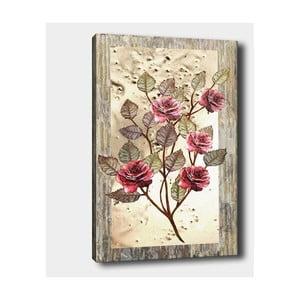 Nástenný obraz na plátne Tablo Center Beauty, 40 × 60 cm