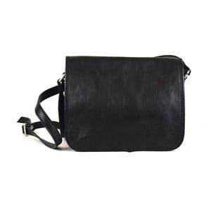 Kožená taška Santo Croce 8802 Black