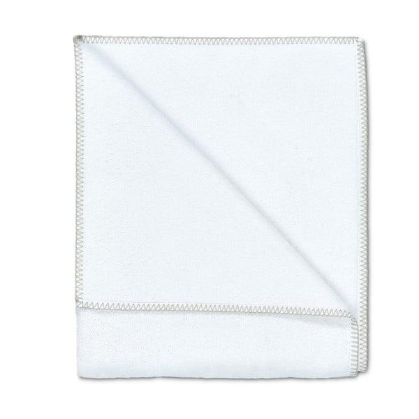 Sada 2 osušiek Whyte 100x150 cm, biela/béžová