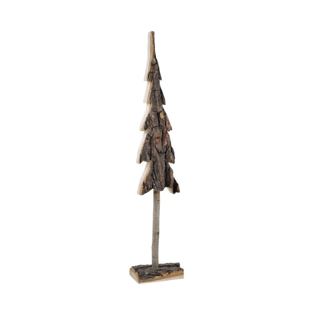Drevená dekorácia v tvare stromčeka Ego Dekor, výška 60 cm