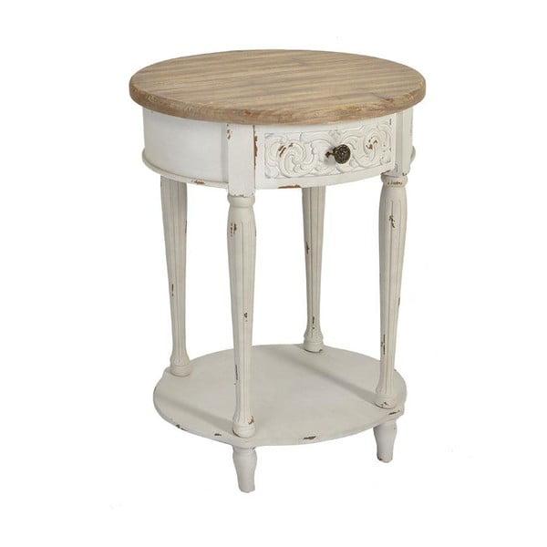 Drevený stolík Ameli, 56x40x72 cm