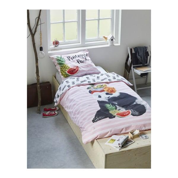Obliečky COVERS & CO Pineapple Panda, 140x220 cm