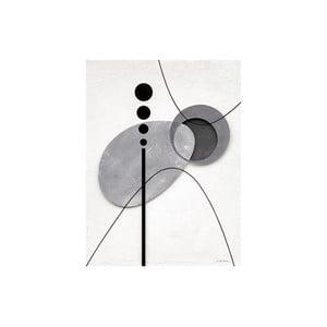 Obraz na plátne Levitating Elements 60x80 cm