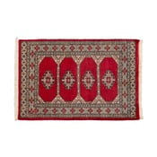 Ručne viazaný koberec Kashmir 112, 120x80 cm