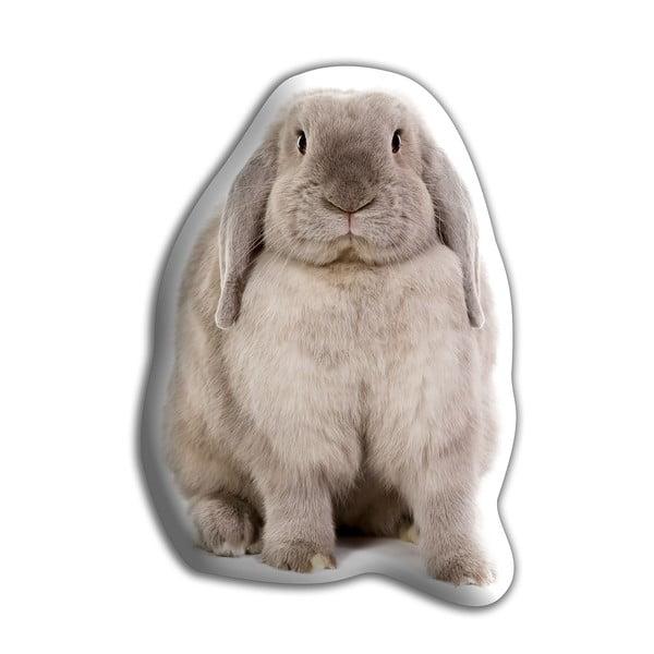 Vankúšik Adorable Cushions Sivý králiček