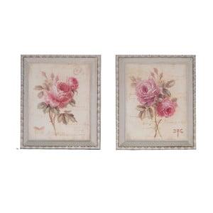 Set 2 obrazov Floral