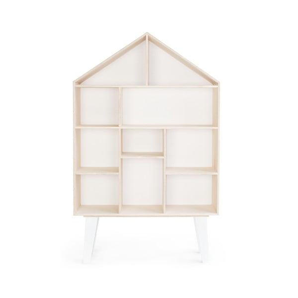 Komoda House, biela