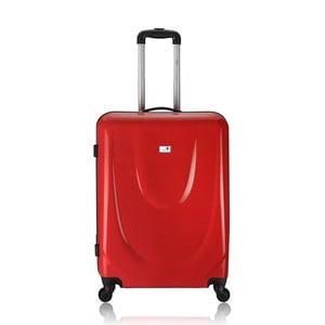 Cestovný kufor Weekend Red, 75 l