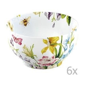 Sada 6 misiek Katie Alice English Garden Floral