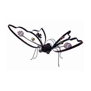 Vonkajšia solárna lampa Butterfly