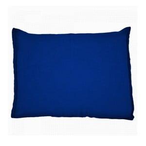 Modrá obliečka na vankúš Opjet Ville, 35x50 cm