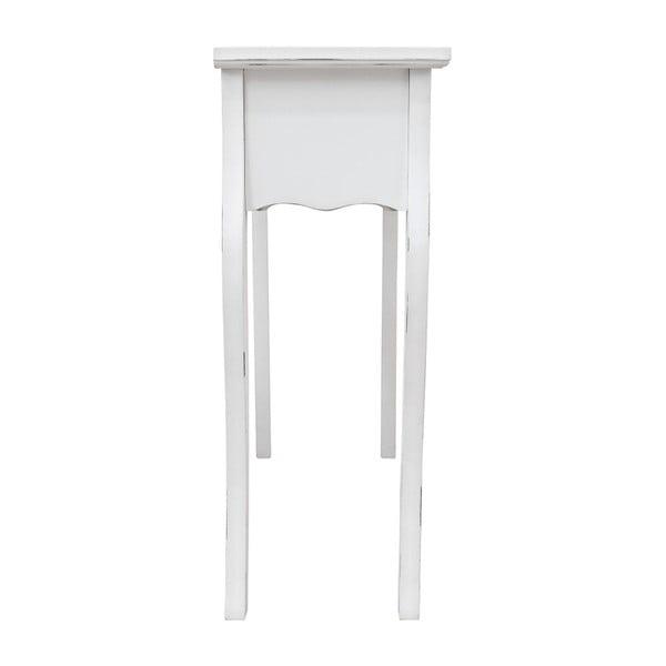 Konzolový stolík Bizzotto Lisette, výška 77 cm