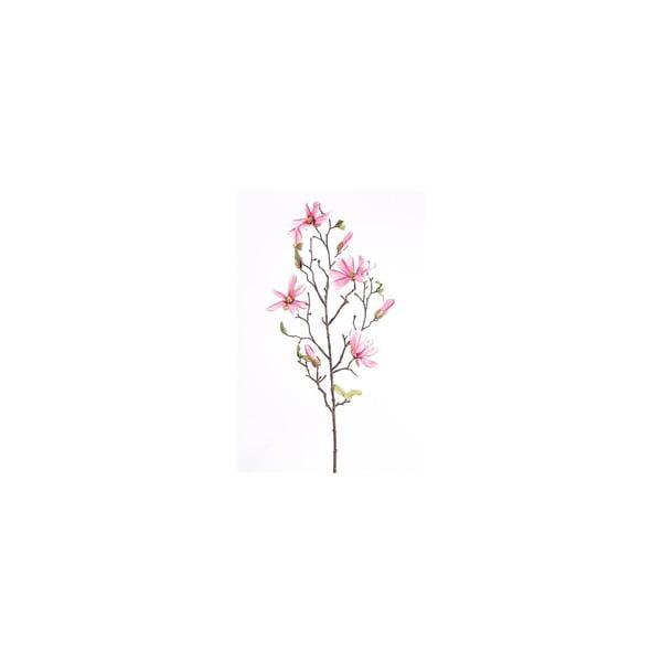 Umelý kvet Magnólia Stellata, ružová