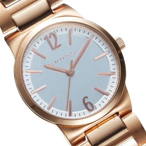 Dámske hodinky Cross New Roman Silver Ionic, 28 mm
