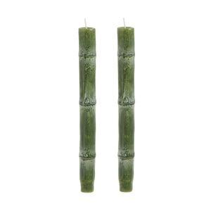 Sada 2 sviečok Bamboo