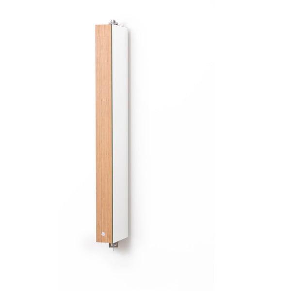 Kúpeľňová skrinka Wireworks Domain Bamboo, výška 110cm