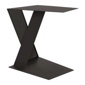 Odkladací stolík Siderietto Rust