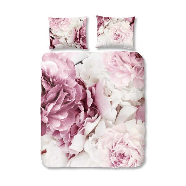 Obliečky Peonies Pink, 140x200 cm