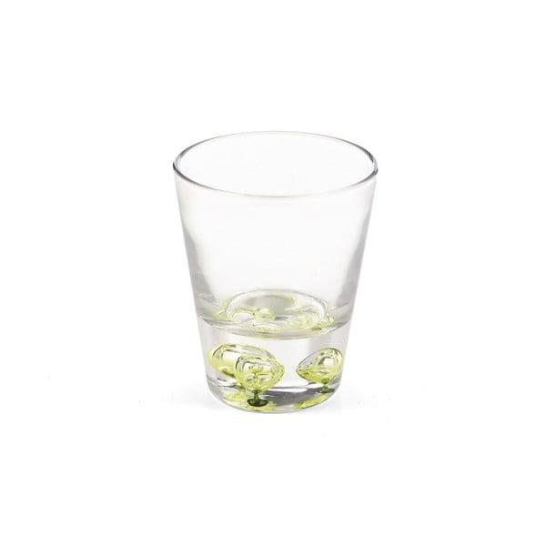 Set 6 ks pohárov Fade Verde