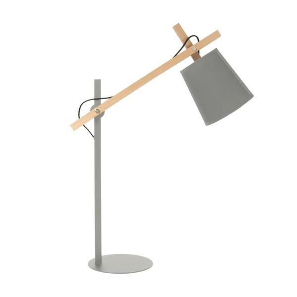 Stolová lampa Present Time Sheer Grey