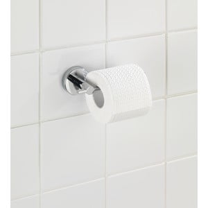 Držiak na toaletný papier bez nutnosti vŕtania Wenko Vacuum-Loc Capri, až 33g