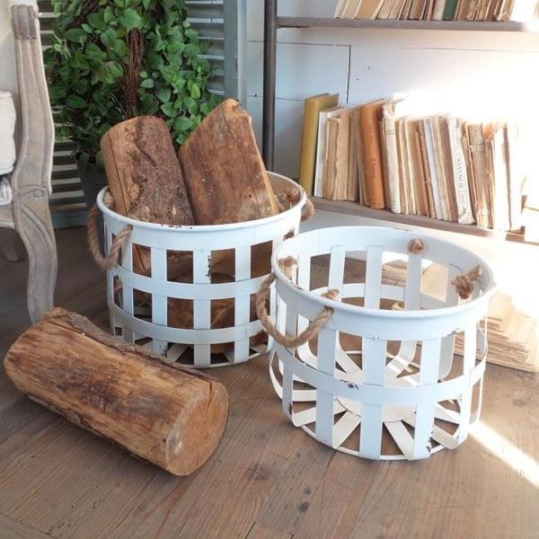 Sada 2 košíkov Antique Toscani