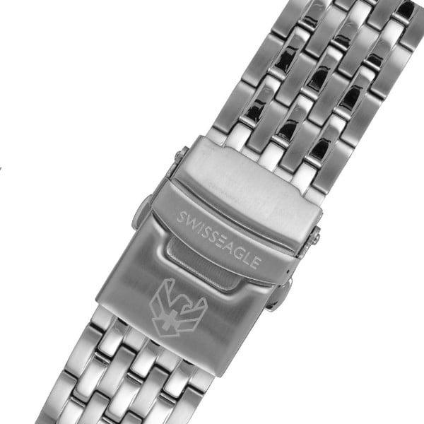 Pánske hodinky Swiss Eagle Mission SE-9060-11