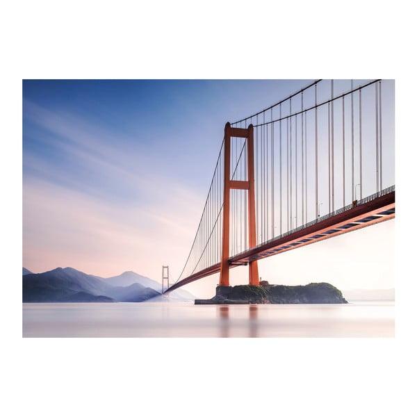 Veľkoformátová tapeta  Xihou Bridge, 366x254 cm
