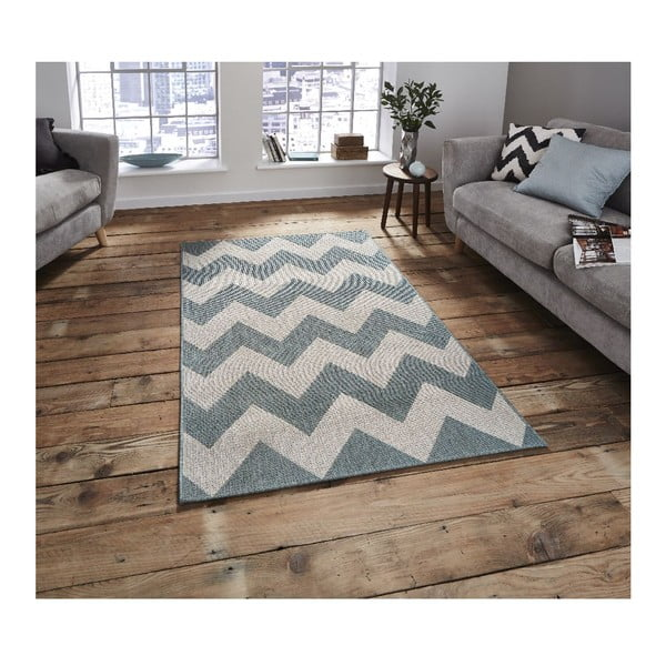 Koberec Think Rugs Cottage Geo, 160 x 220 cm
