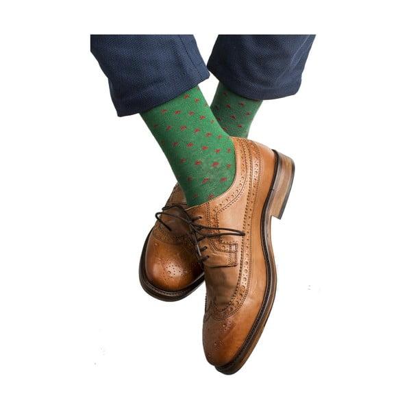 Sada 5 párov unisex ponožiek Funky Steps Risa, veľkosť 39/45