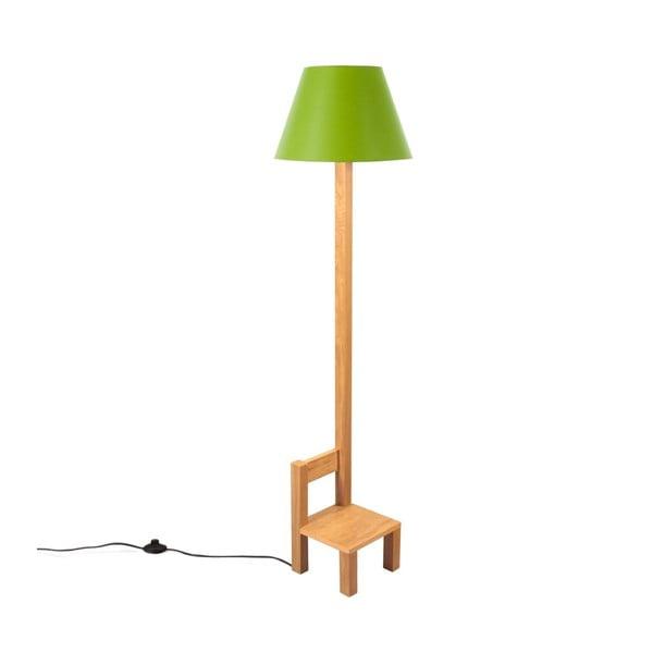 Stojacia lampa Toraki Lime