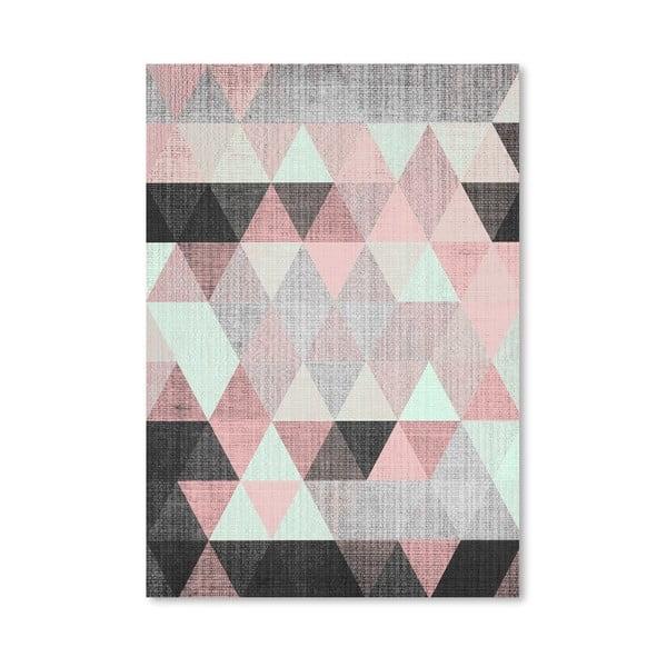 Plagát Geometric Small