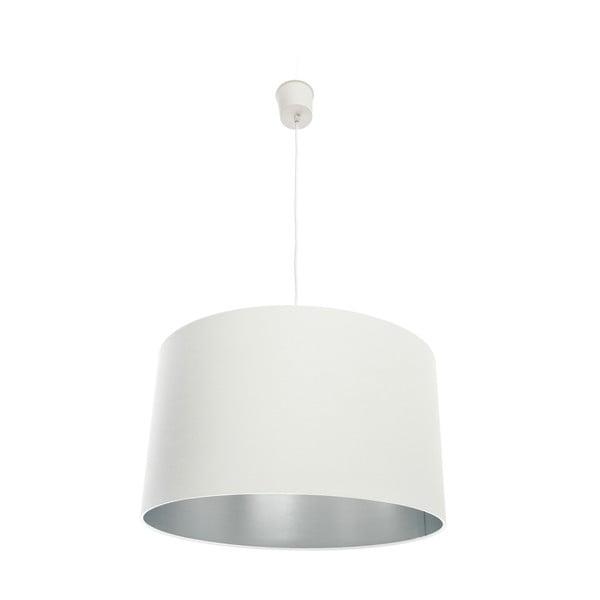 Závesné svietidlo Light Gray Silver
